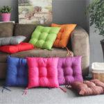 подушки для дивана идеи декора