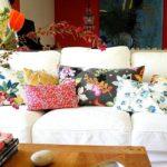 подушки для дивана интерьер фото