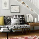 подушки для дивана оформление фото