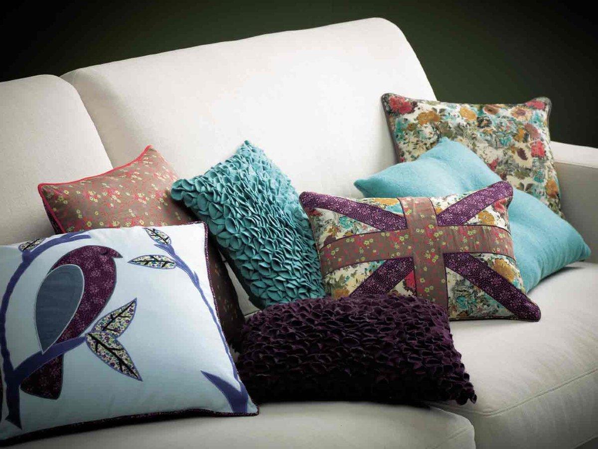 подушки для дивана фото дизайн