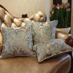 подушки для дивана идеи фото