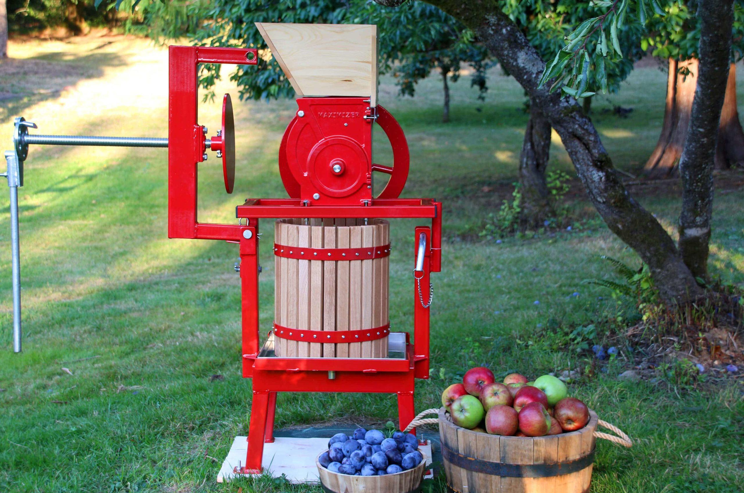 пресс для яблок электрический