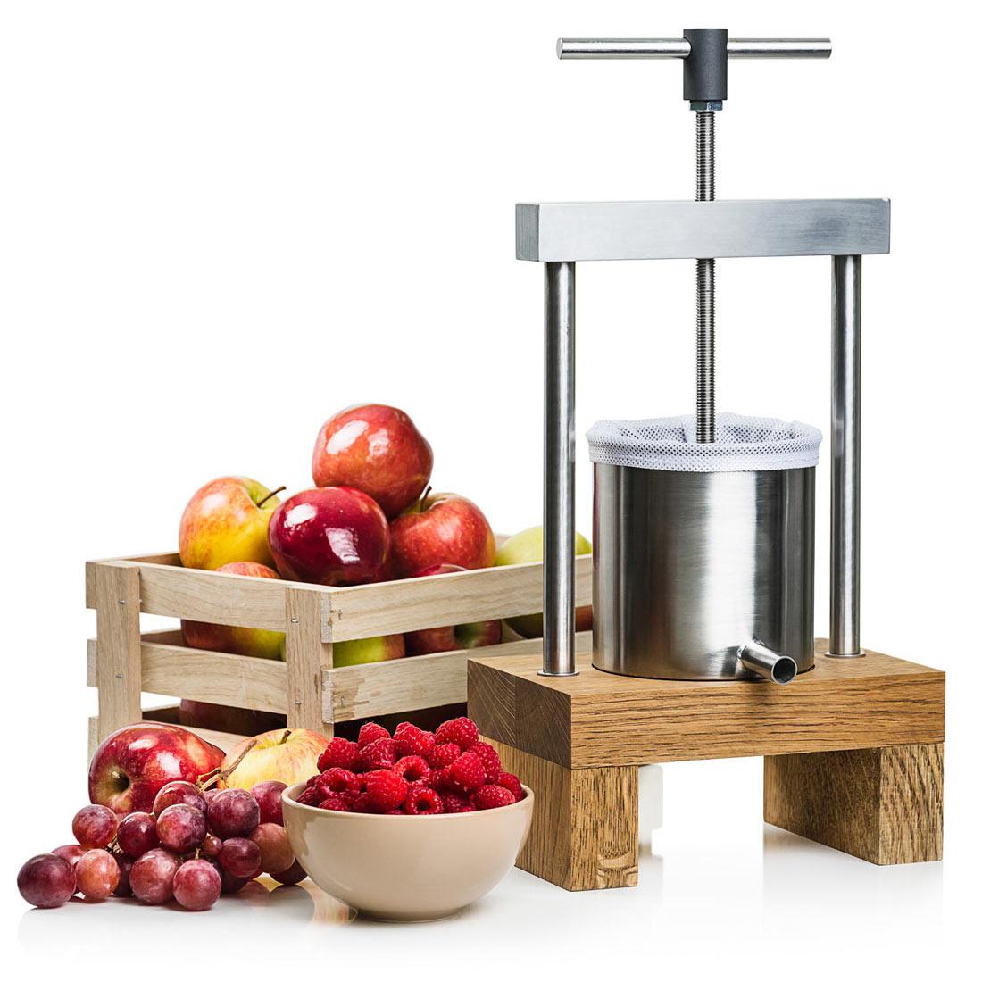 пресс для яблок ручной