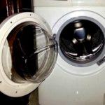 проветривание стиральной машины