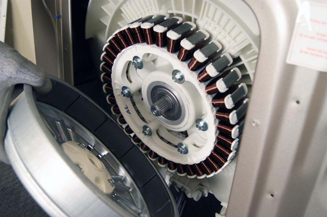 прямой привод в стиральной машине