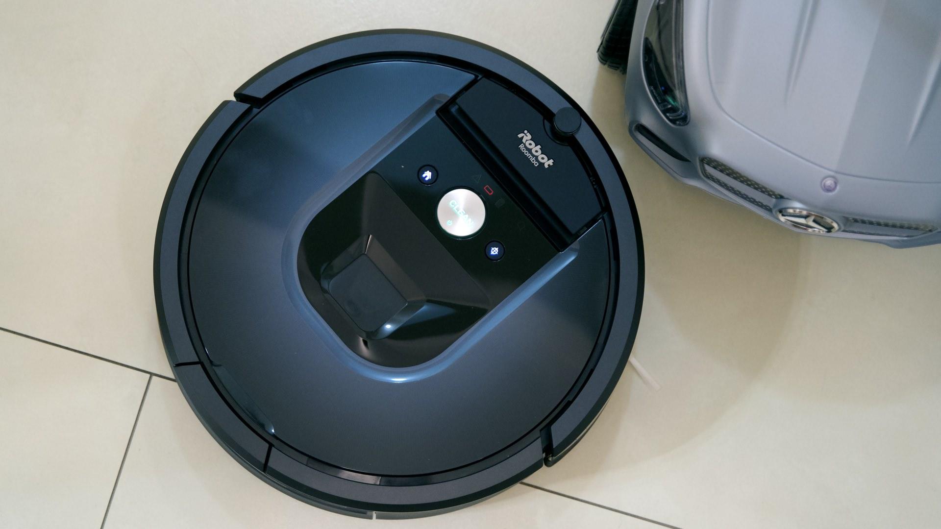 пылесос iRobot Roomba 981