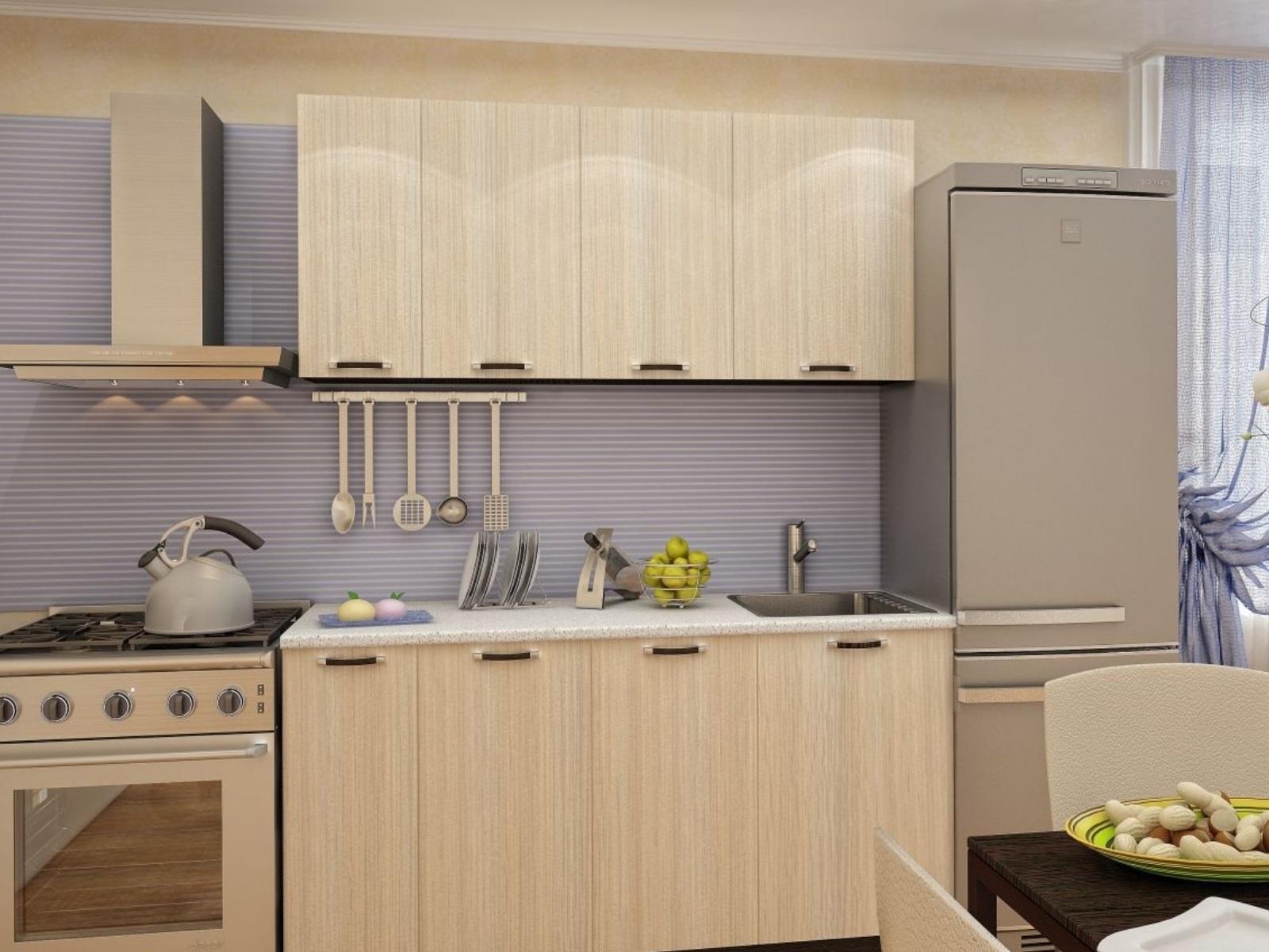 варочная поверхность и холодильник