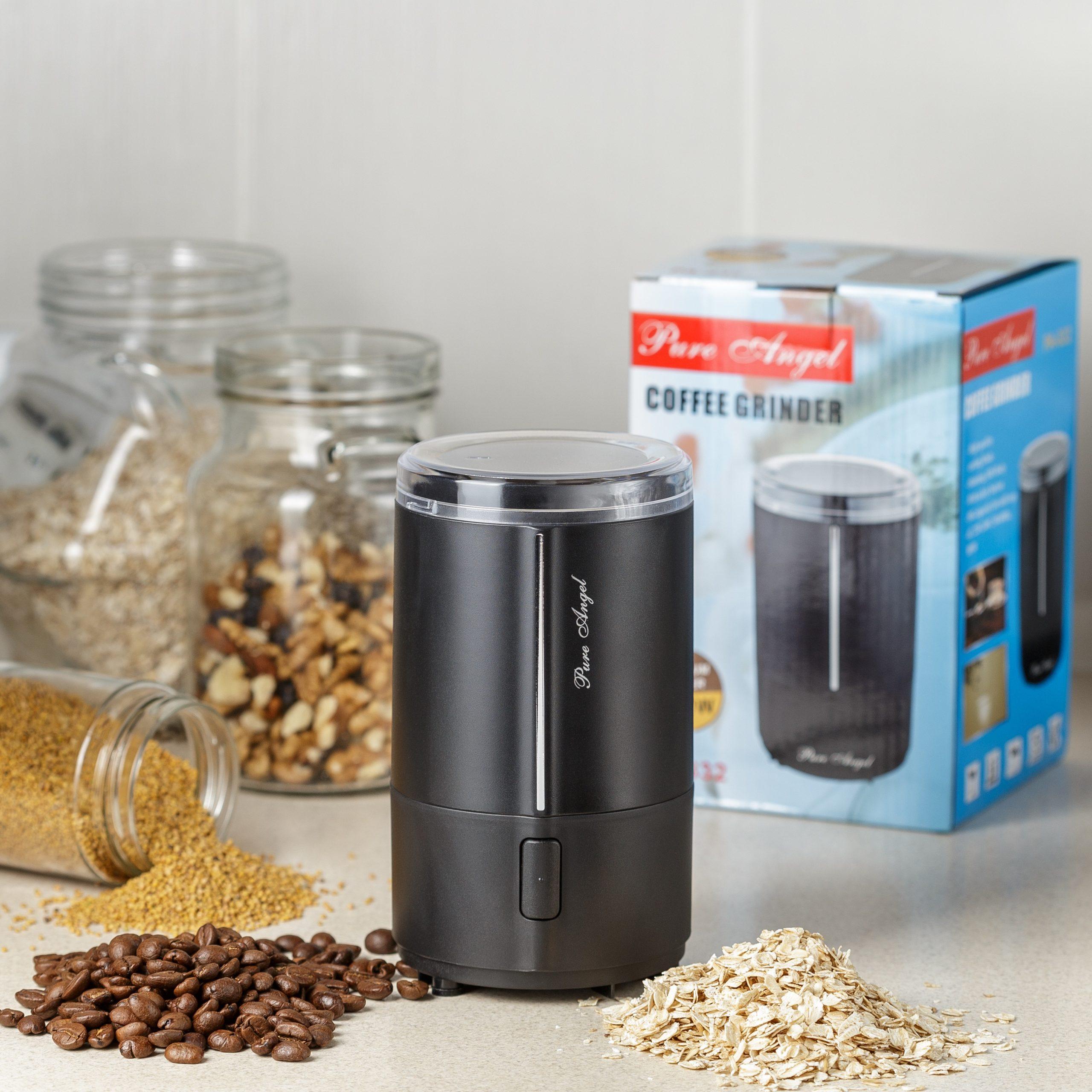 ротационная кофемолка фото