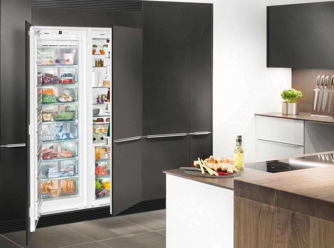 направляющая дверь холодильника