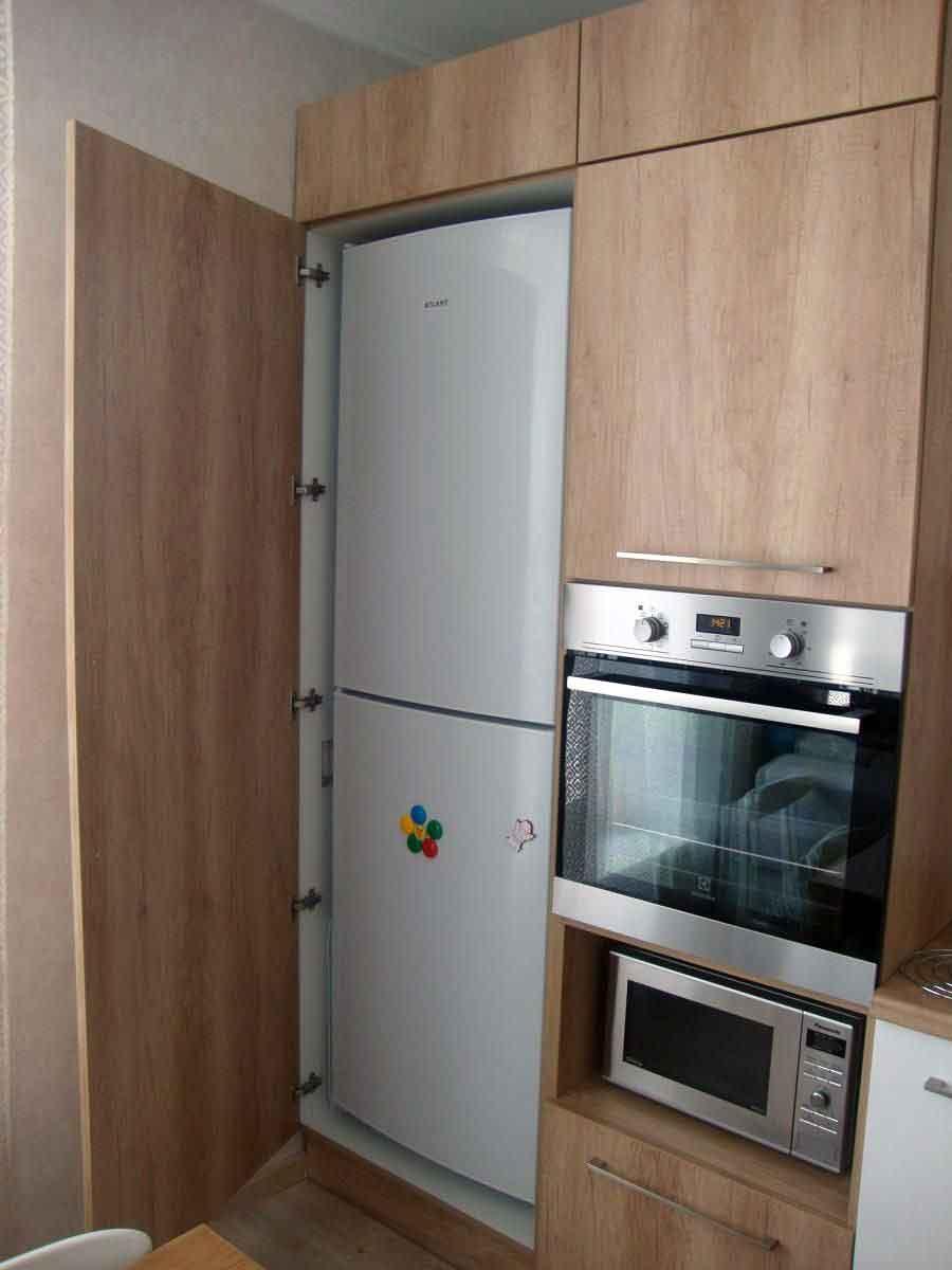 всем шкаф для холодильника фото связи этим