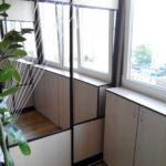 шкаф на балкон купе