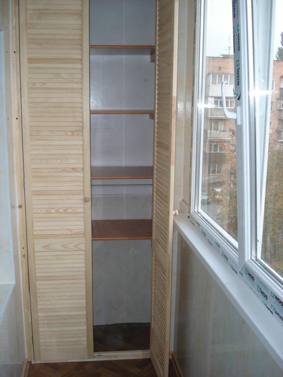 недостатки балконного шкафа