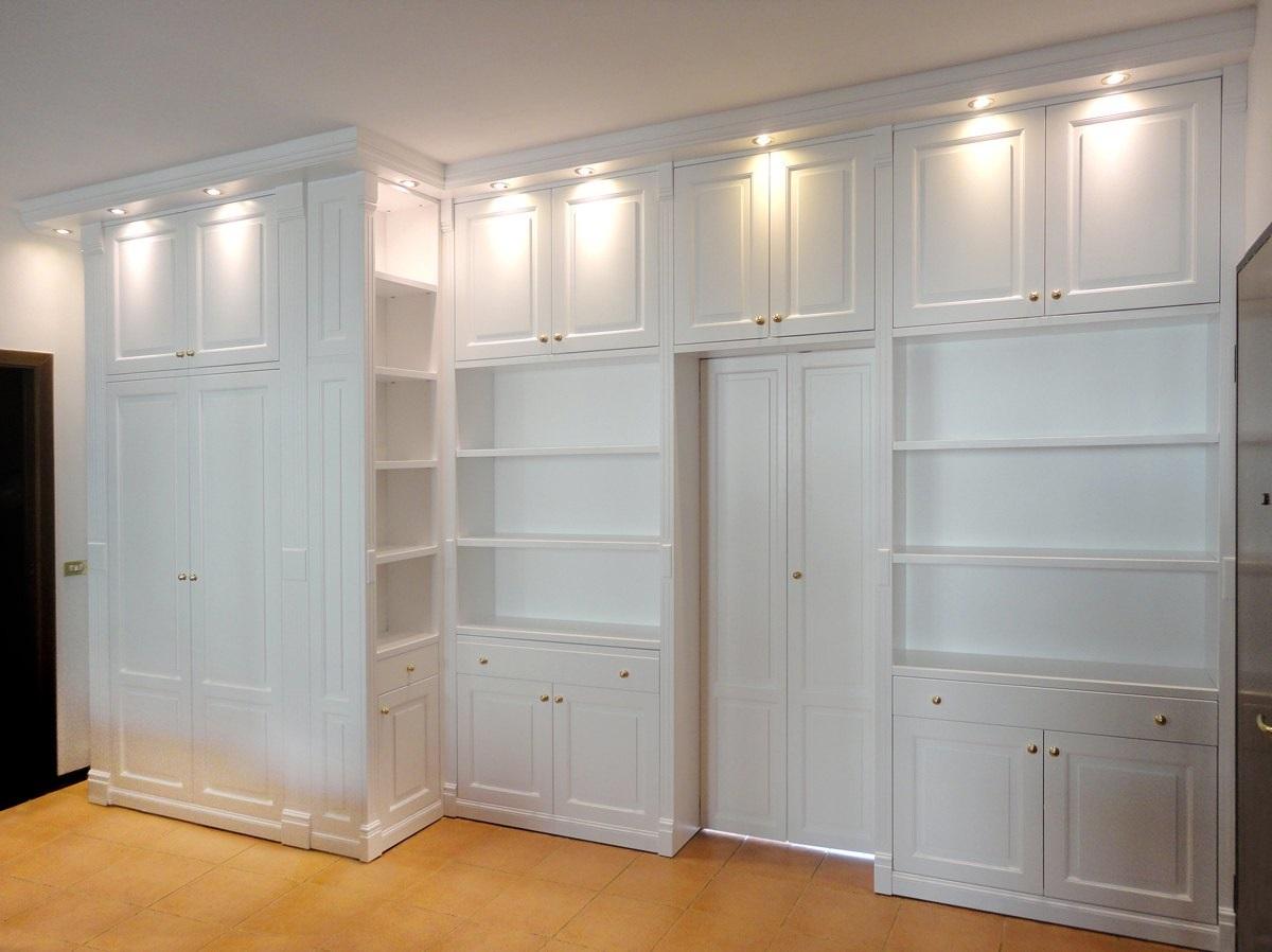 шкаф перегородка высокий
