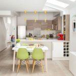 шкаф-перегородка белый кухонный