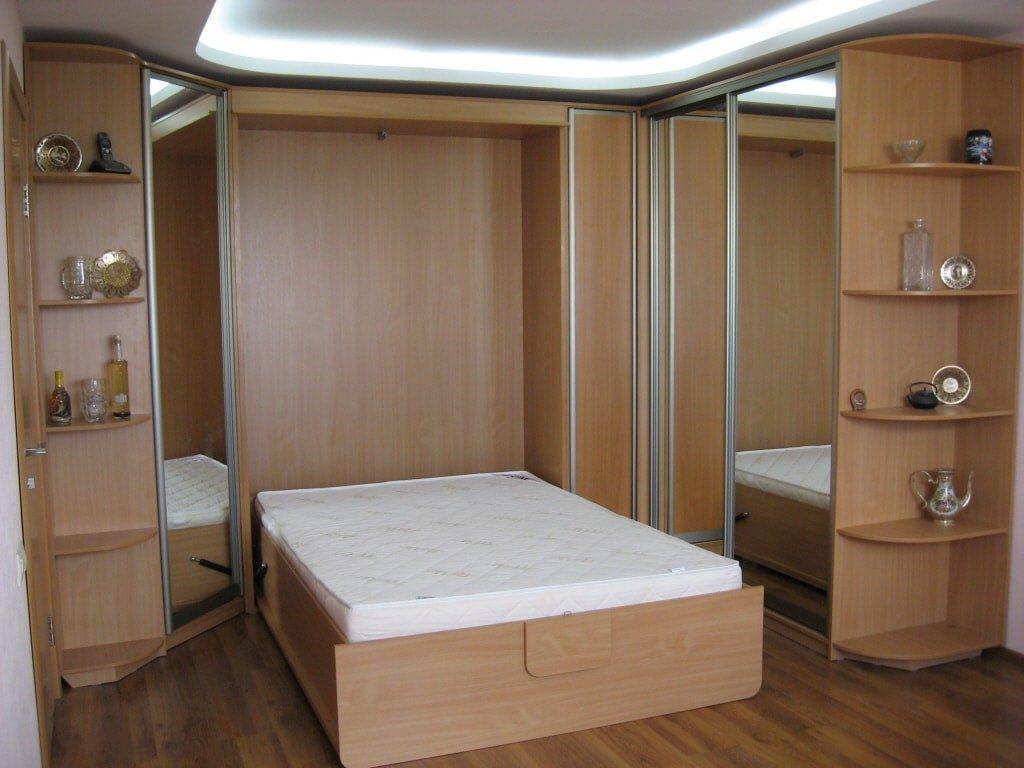 Можно построить шкаф-кровать