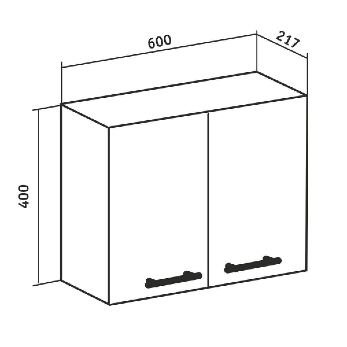 чертеж шкафа для туалета