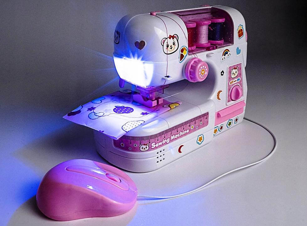 швейная машинка для ребенка
