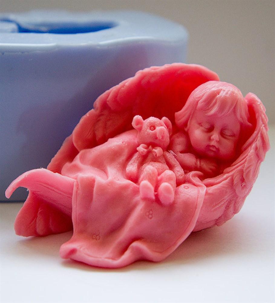 силиконовые формы для мыла 3д