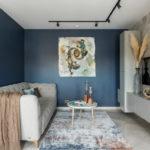 современный диван оформление