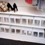 вариант места для хранения обуви