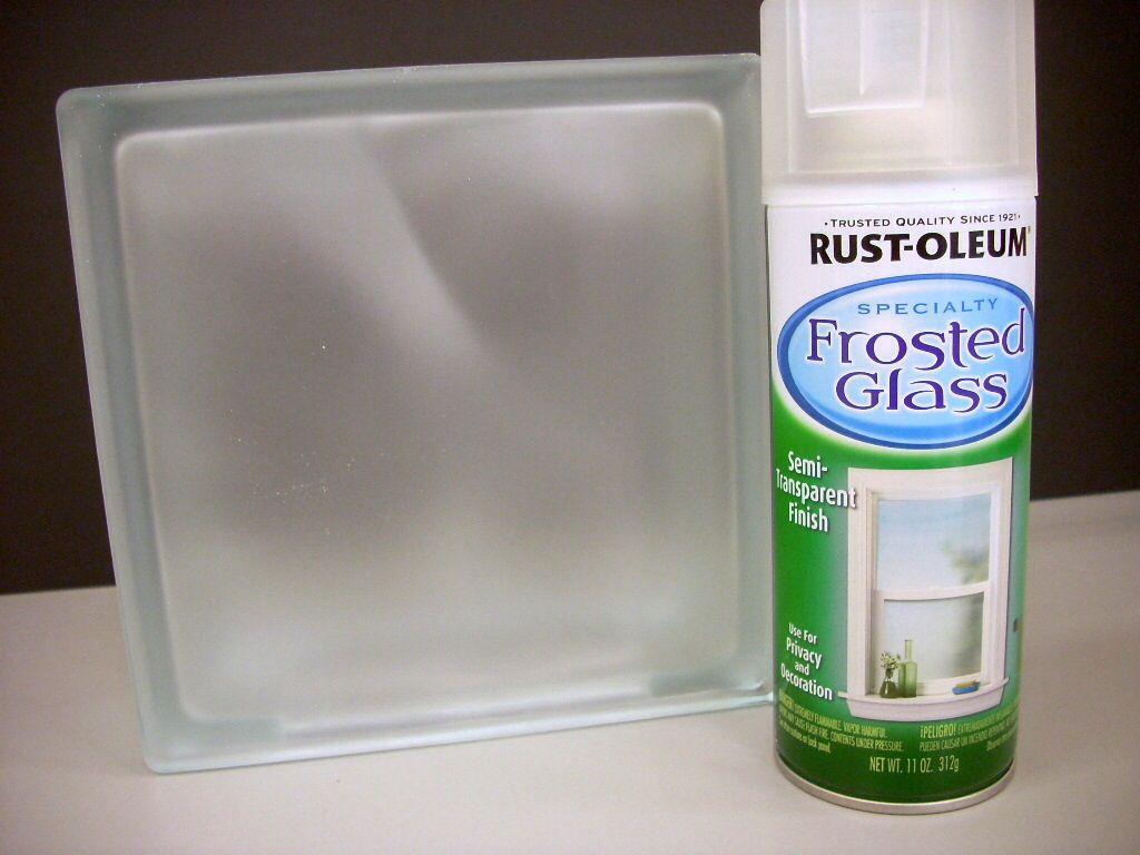 спрей для матирования стекла