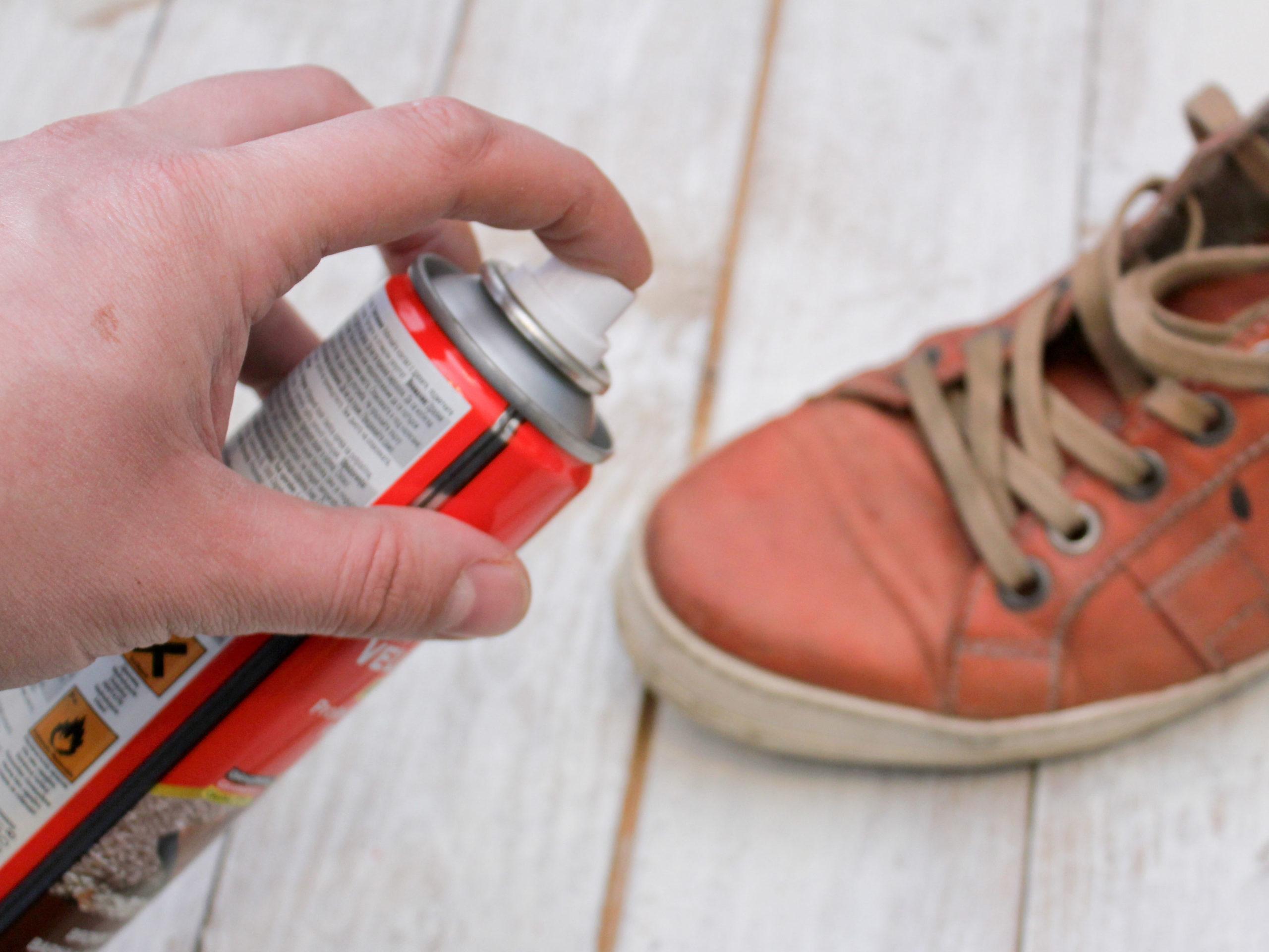 спрей для обуви