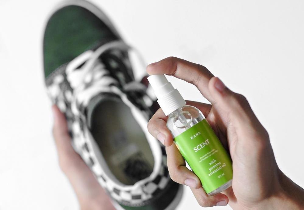 спрей от запаха обуви