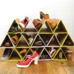 треугольники для хранения обуви