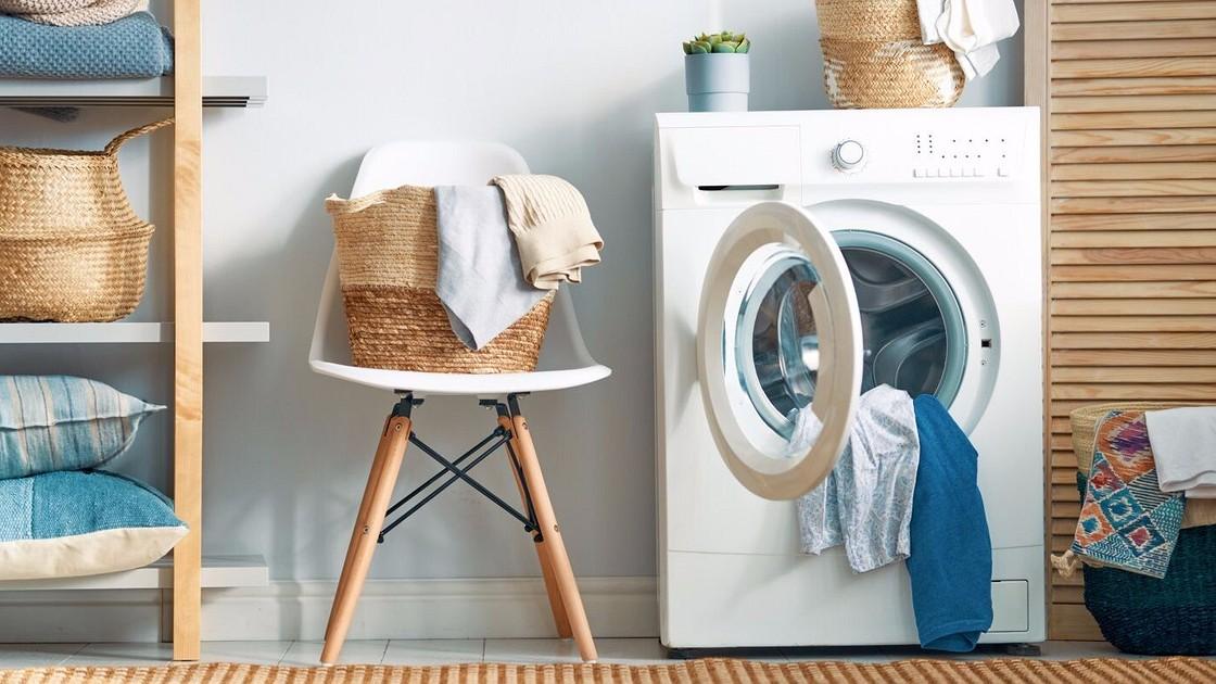 стиральная машина как пользоваться