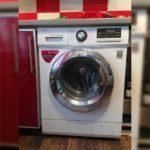 стиральная машина LG с прямым приводом фото