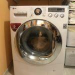 стиральная машина LG с прямым приводом идеи