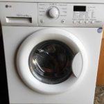 стиральная машина LG с прямым приводом идеи фото