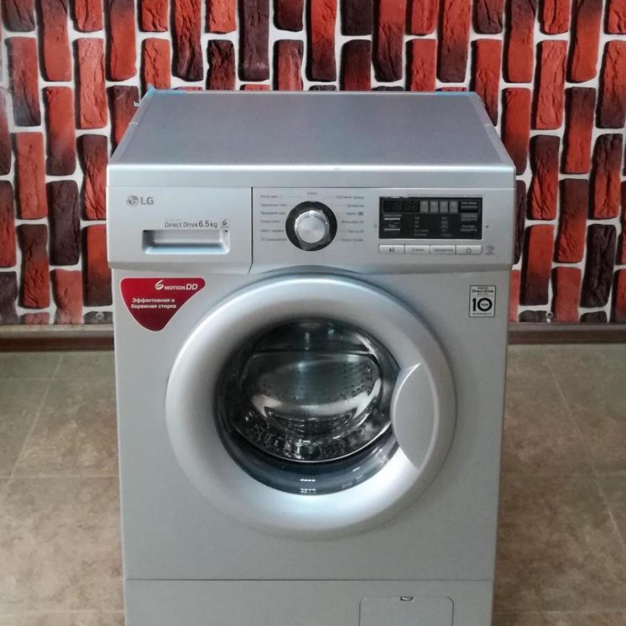 стиральная машина LG с прямым приводом