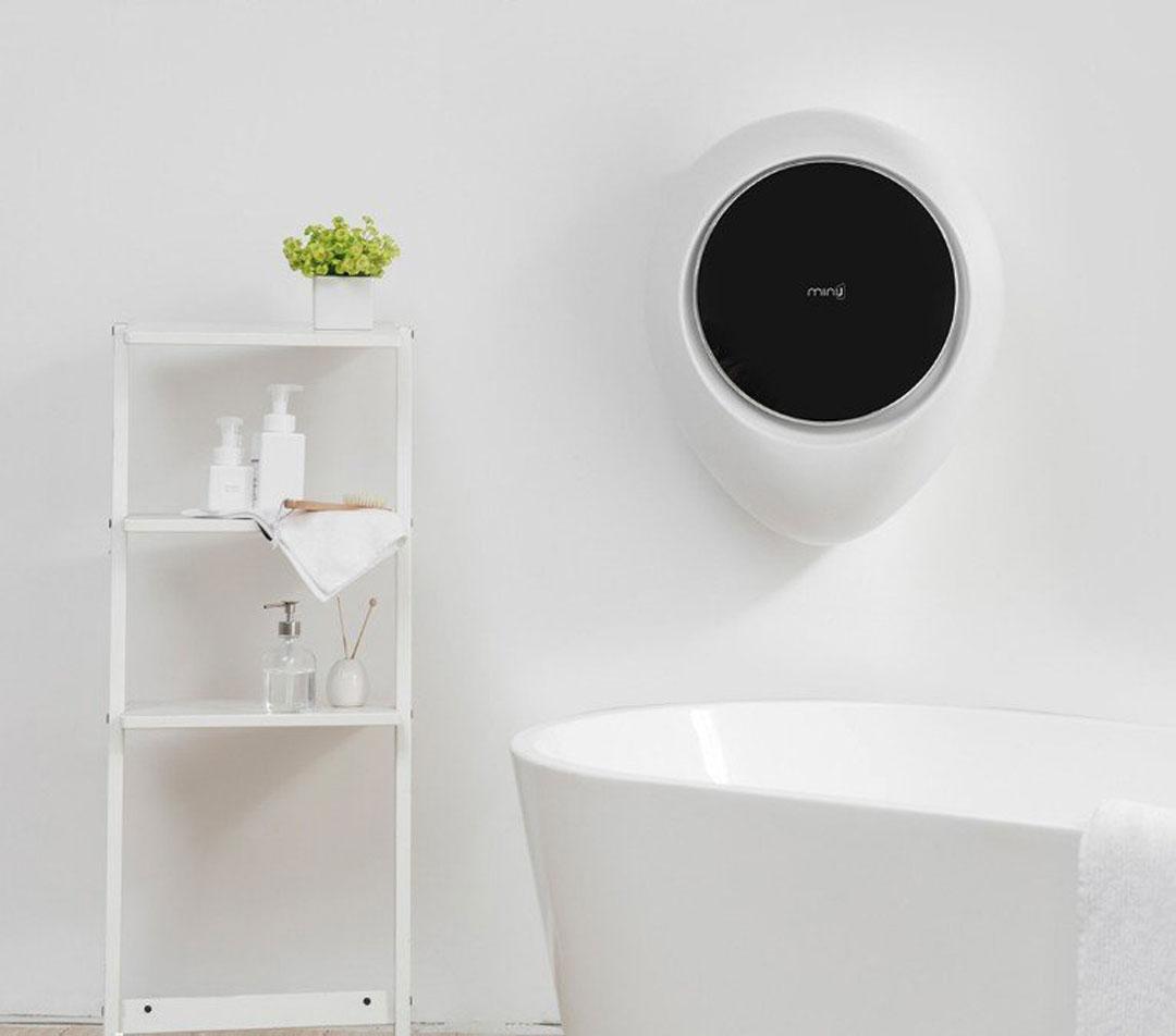 стиральная машина Xiaomi MiniJ Wall-Mounted White фото