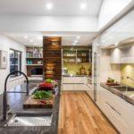 столешница для прямоугольной кухни