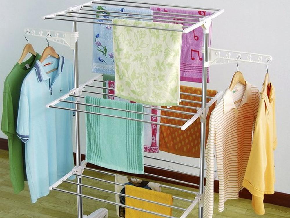 сушка одежды в квартире