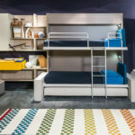 кровать-трансформер двухэтажная