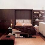 кровать-трансформер стенка