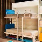кровать-трансформер детская