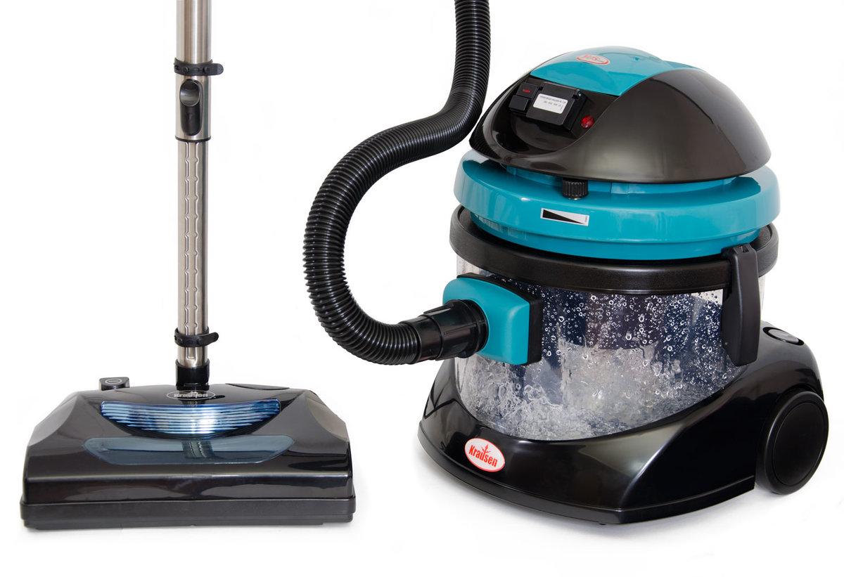 турбощетка для пылесоса с аквафильтром