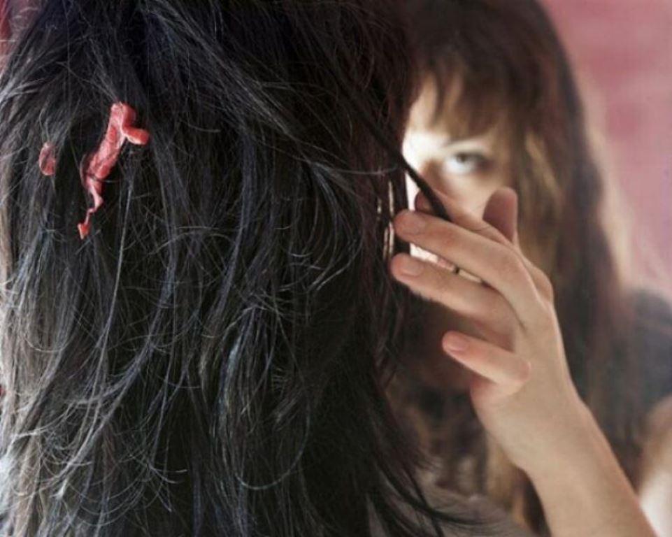 убрать жвачку с волос