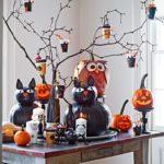 украшение дома на хэллоуин варианты фото
