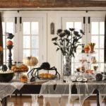 украшение дома на хэллоуин идеи дизайна