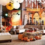 украшение дома на хэллоуин идеи декора
