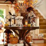 украшение дома на хэллоуин интерьер идеи
