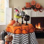 украшение дома на хэллоуин идеи интерьера