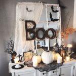 украшение дома на хэллоуин варианты