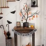 украшение дома на хэллоуин варианты идеи