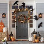 украшение дома на хэллоуин идеи варианты