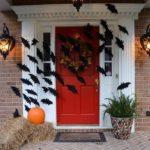 украшение дома на хэллоуин фото видов